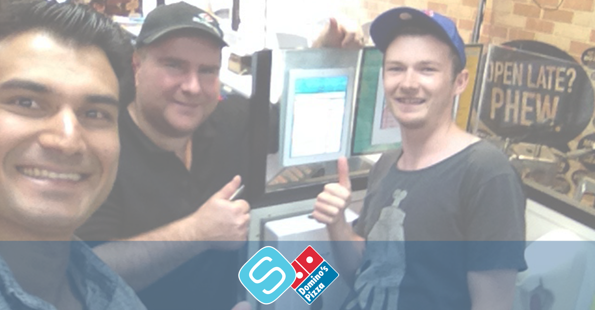StakTask in Domino's Pizza